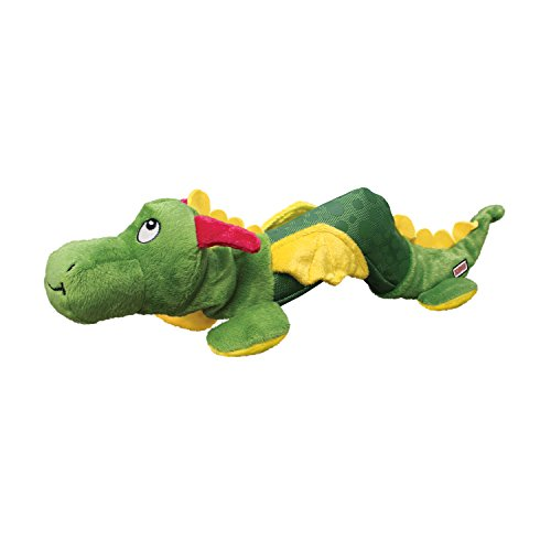 KONG Shakers Stuffed Dragon Dog Toy LG/XL