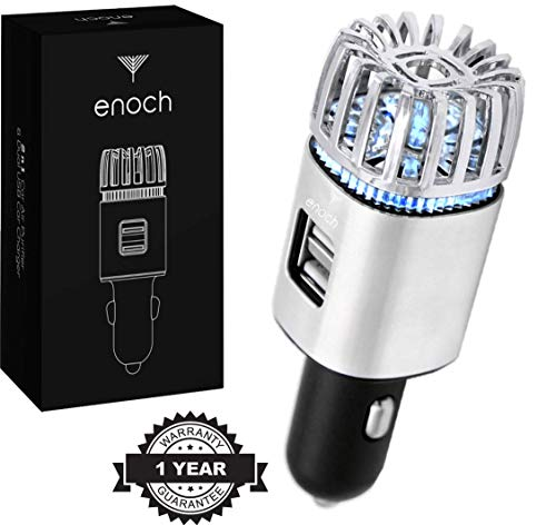 Enoch Car Air Purifier with USB ...