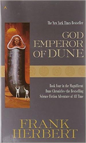 Frank Herbert - God Emperor of Dune Audiobook Free Online