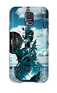 GWchuYN5216eNHBI Tpu Phone Case With Fashionable Look For Galaxy S5 - Hd Desktop S
