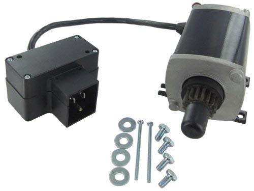Starter Fits Tecumseh Snow Blower Thrower 33329 33329C 33329D 33329E 33329F 37000 by DISCOUNT STARTER & ALTERNATOR