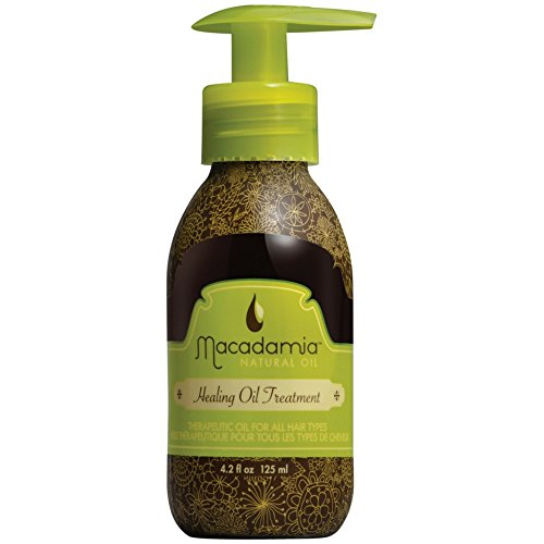 Natural Treatment (Macadamia Natural Oil Healing Oil Treatment 4.2 oz)