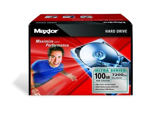 Maxtor L01P100 100GB Internal ATA Hard Drive 7200 RPM -
