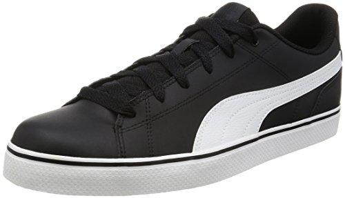 Baskets 02 Mehrfarbig 362946 Court black Point Noir 001 Homme V2 Vulc Puma white YUZAqX