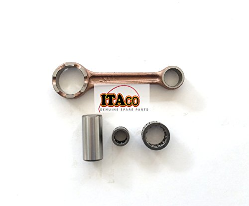 Connecting Con Rod - CONNECTING CON ROD ASSY CRANK PIN fit JOHNSON Evinrude OMC Outboard 0115512 2HP 2.2HP 3HP 3.3HP