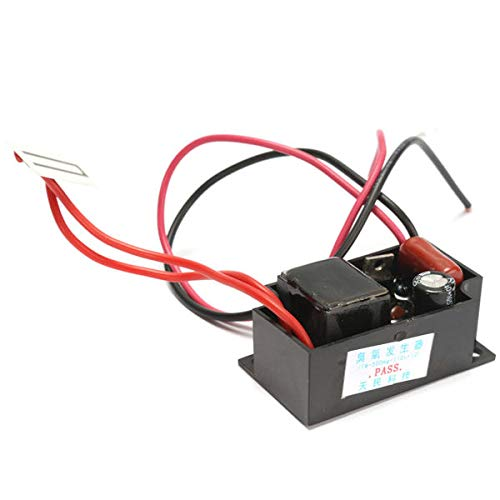 - OKIl AC 110V 500mg/hr Ozone Generator Ceramic DIY Air Purification Accessories