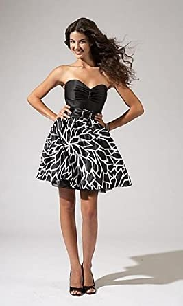 Amazon.com: Jessica Mcclintock Short Prom Dress: Clothing