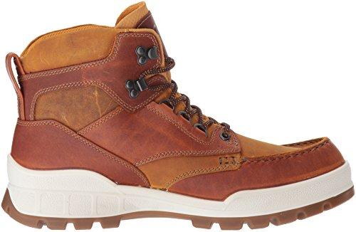 Ecco Mens Spoor 25 High Winter Boot Amber / Eiken