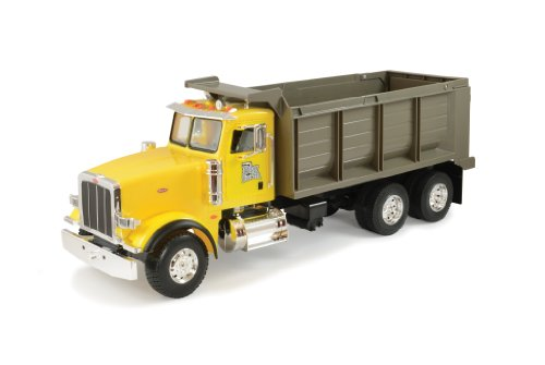 Ertl Big Farm 1:16 Peterbilt Model 367 Straight Truck With Dump Box