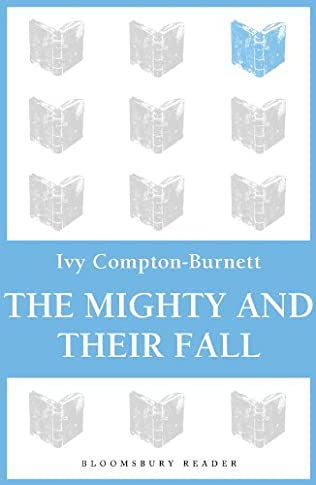 book cover of The Mighty and Their Fall