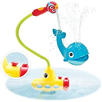 Amazon Com Yookidoo Baby Bath Toy Flow N Fill Spout 3
