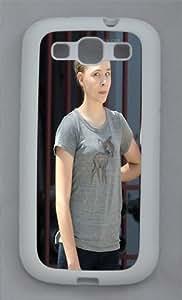 Chloe Moretz samsung S3 Case, Unique Designer Chloe Moretz soft Case Covers For samsung S3