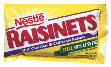 Nestle Raisinets 1.58 Oz by LDC INC (LIBERTY DIST.)