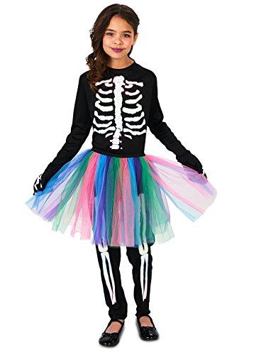 Skeleton Tutu Child