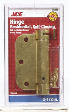 Ace Self Closing Residential Hinge