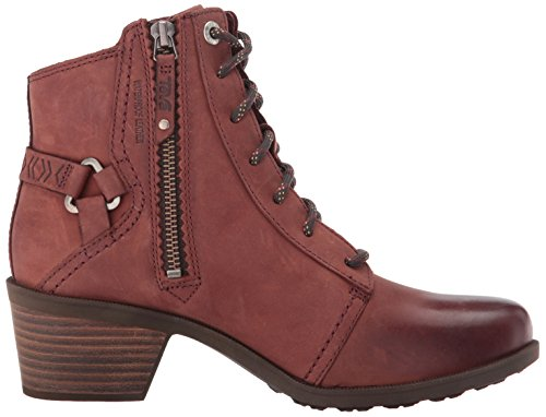Waterproof Boot W Women's Foxy Redwood Teva Lace 0xgqFIUHnw