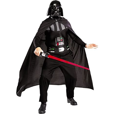 Darth Vader traje determinada