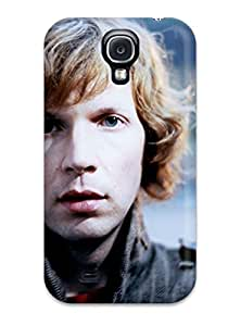 Awesome Design Beck Music People Music Hard Case Cover For Galaxy S4