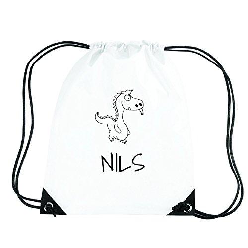 JOllipets NILS Turnbeutel Sport Tasche PGYM5823 Design: Drache