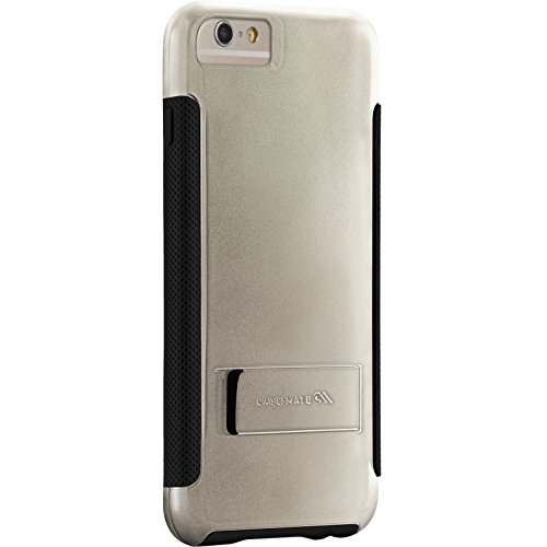 Case-Mate POP Case Iphone 6 Plus Chm/Blk w/ stand, CM031795 (w/ stand)