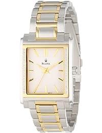 Bulova Men's 98E111 Two-Tone Bracelet Watch