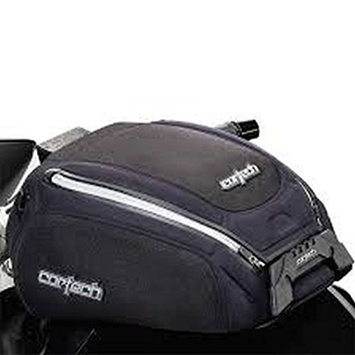 Cortech 8235-2305-05 Black Medium C/T Dryver Tank Bag