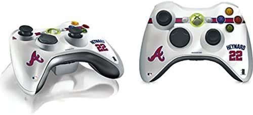 MLB Atlanta Braves Xbox 360 Wireless Controller Skin - Atlanta ...