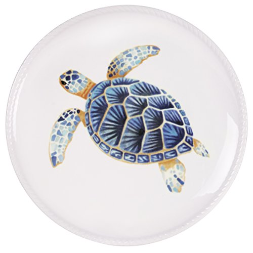 Cape Coral Collection, Turtle Accent (Turtle Plate)