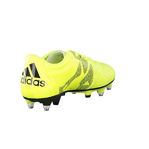 Football SG 15 boot X Leather Men's adidas Yellow 3 w5XRqtSU