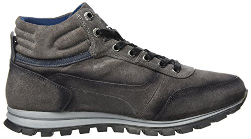 Dockers by Grau Dunkelgrau Herren 201220 Gerli Sneaker Hohe 41jf007 rafnwqrP7d