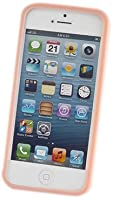 Devicewear Haven: Light Weight Flexible Protective iPhone 5 Case (Coral)
