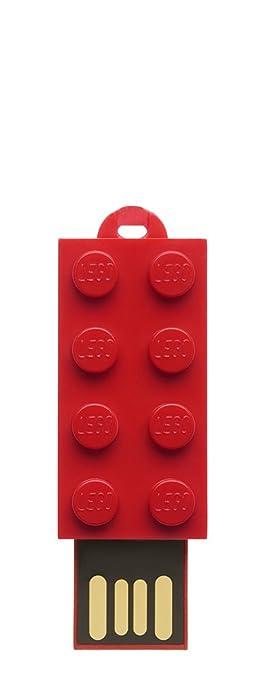 LEGO Brick 8GB USB 2.0 Flash Drive - 2-Pack - P-FDI8GBX2LEGO-GE ...