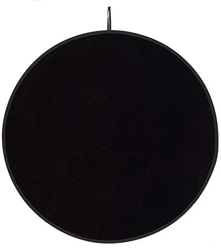 Flexfill Collapsible Light Modifier (60-inch, Black Absorber) (Collapsible Flexfill Reflector)