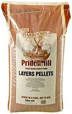 Poultry Chicken Food Layers Pellets 20kg Amazon Co Uk Kitchen Home