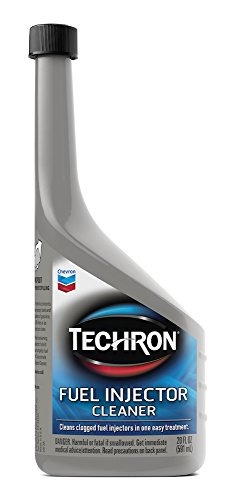 Chevron Techron Fuel Injector Cleaner - 20 oz. (Pack of 6)