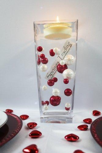 Two Jumbo Bags Of Transparent Water Beads Water Gel Vase Filler By Springs Trading Crystal