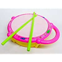 Toyshine Flash Drum with 3D Lights and Music