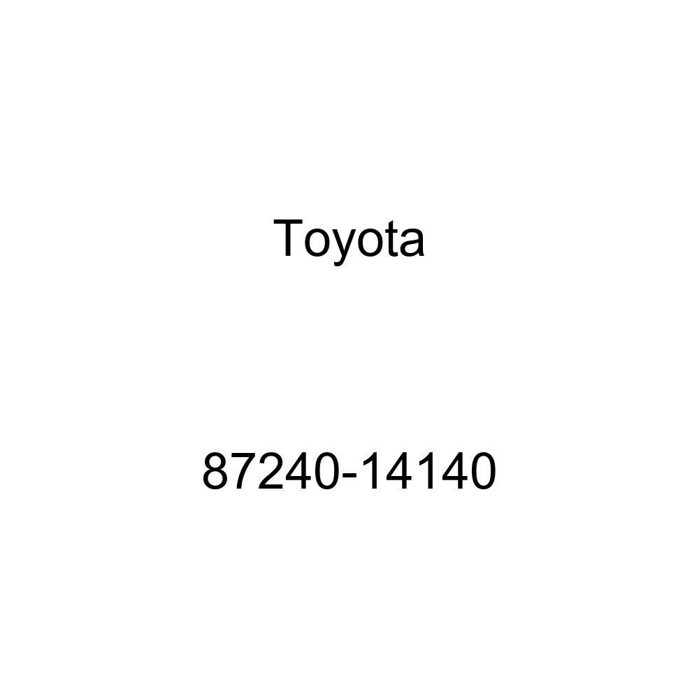 Toyota 87240-14140 HVAC Heater Control Valve