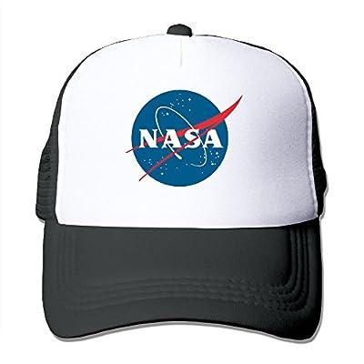 BWMEN NASA Mesh Cap Trucker Hat