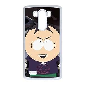 LG G3 Cell Phone Case White South Park Custom DSAMKAVDH4210