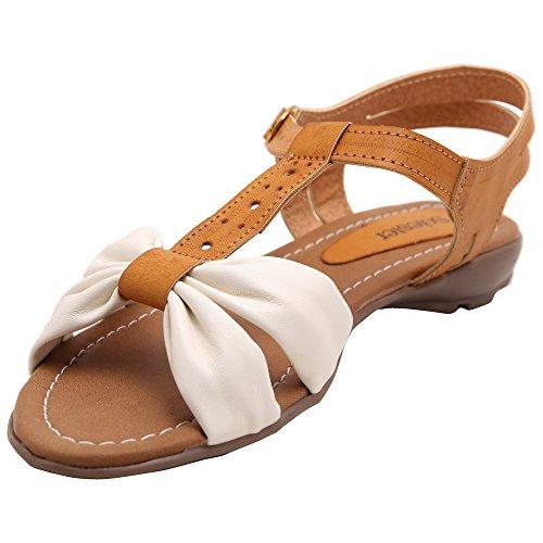 Solester Gia White Sandal 39 EU  6 UK
