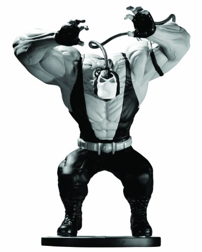 DC Collectibles Batman Black and White: Bane Statue By Kelley Jones