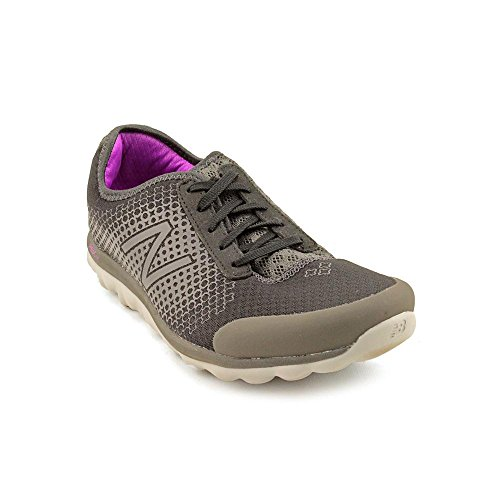 New Balance Women's WW895v2 Superlight Walking Shoe ,Black,5 B US