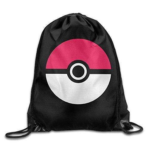 Price comparison product image Carina Pokeball Symbol Fashion Backpack One Size