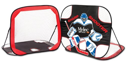 - Mylec All Purpose Pop Up Goal (54 x 44-Inch)