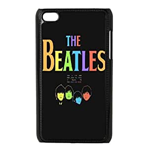 The Beatles iPod Touch 4 Case, The Beatles DIY Case Cover, iPod Touch 4 Custom Case