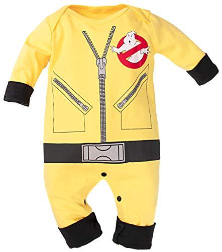 Slimer Halloween Costume Baby (Coolbebe Baby Boys' Ghostbusters Halloween Costume Romper (9-12 Months))