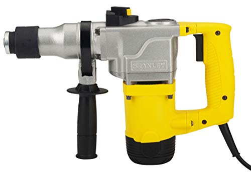 STANLEY STHR272KS 26mm 850-Watt 2 Mode L-Shape SDS-Plus 5Kg Hammer with Kitbox (Yellow and Black) 2