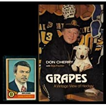 Grapes: A vintage view of hockey