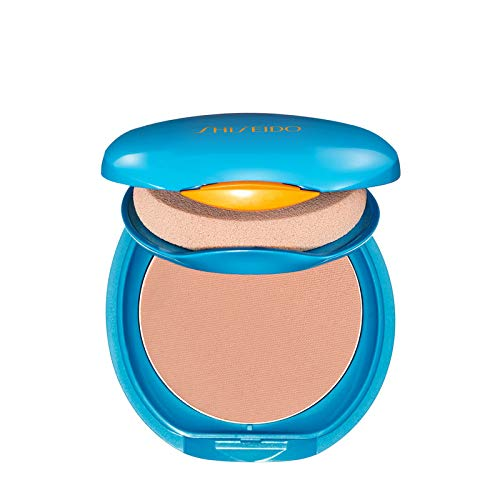 - SHISEIDO UV Protective Compact Foundation (REFILL) in LIGHT BEIGE (SP 20) Broad Spectrum SPF 36 Sunscreen Full Size 12 g / 0.42 OZ. In Retail Box